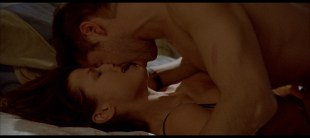 Bridget Moynahan hot and some sex - The Recruit (2003) HD 1080p Web