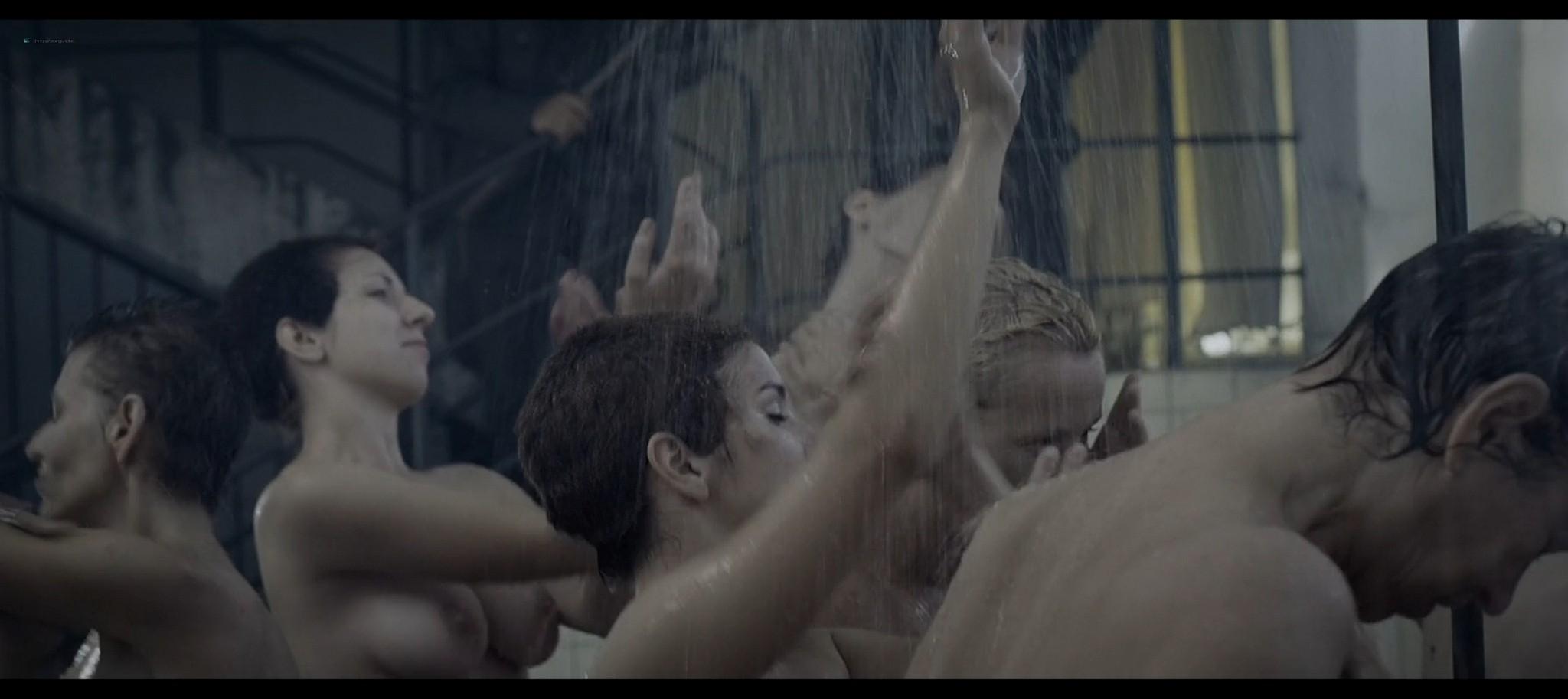 Clemence Thioly nude sex Helena Dvorakova nude lesbian sex Colette 2013 1080p BluRay