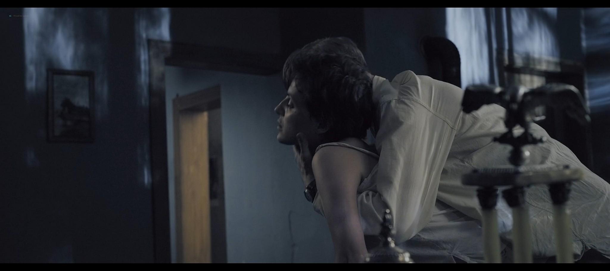 Clemence Thioly nude sex Helena Dvorakova nude lesbian sex Colette 2013 1080p BluRay 7