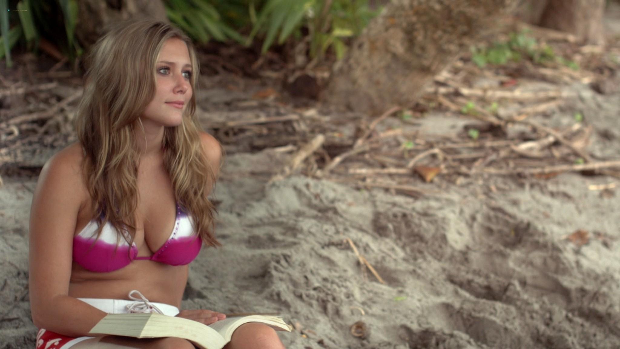 Dana Kollar and Sheila Platte nude topless Julianna Guill and Susan Ward hot Costa Rican Summer 2009 1080p Web 9