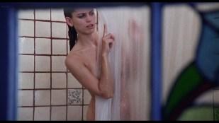 Jill Pierce nude in the shower and bound - Darkroom (1988) 1080p BluRay