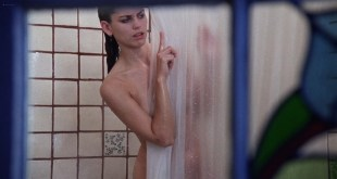 Jill Pierce nude in the shower and bound Darkroom 1988 1080p BluRay 7