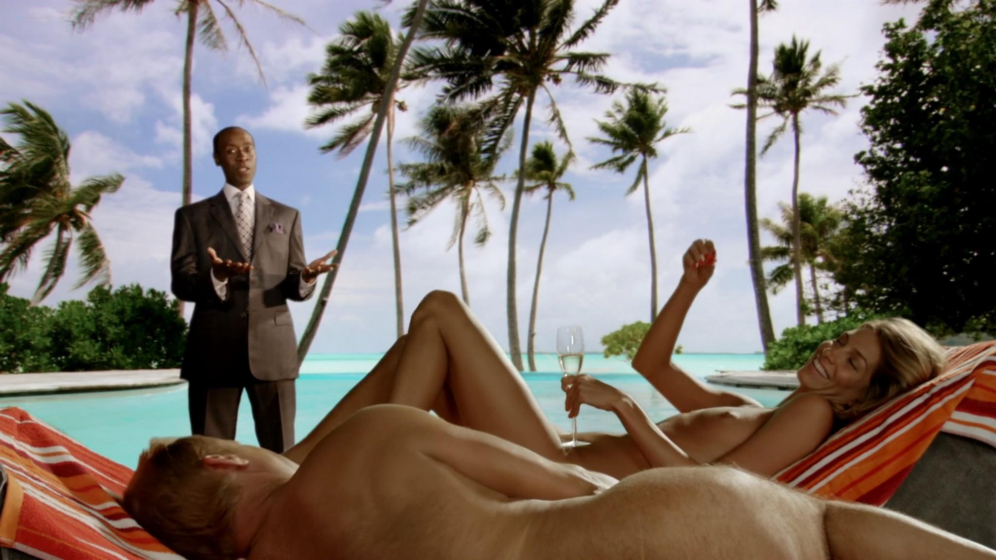 Kristen Bell hot sex Amy Landecker nude boobs House of Lies 2012 s1e3 4 1080p Web 2