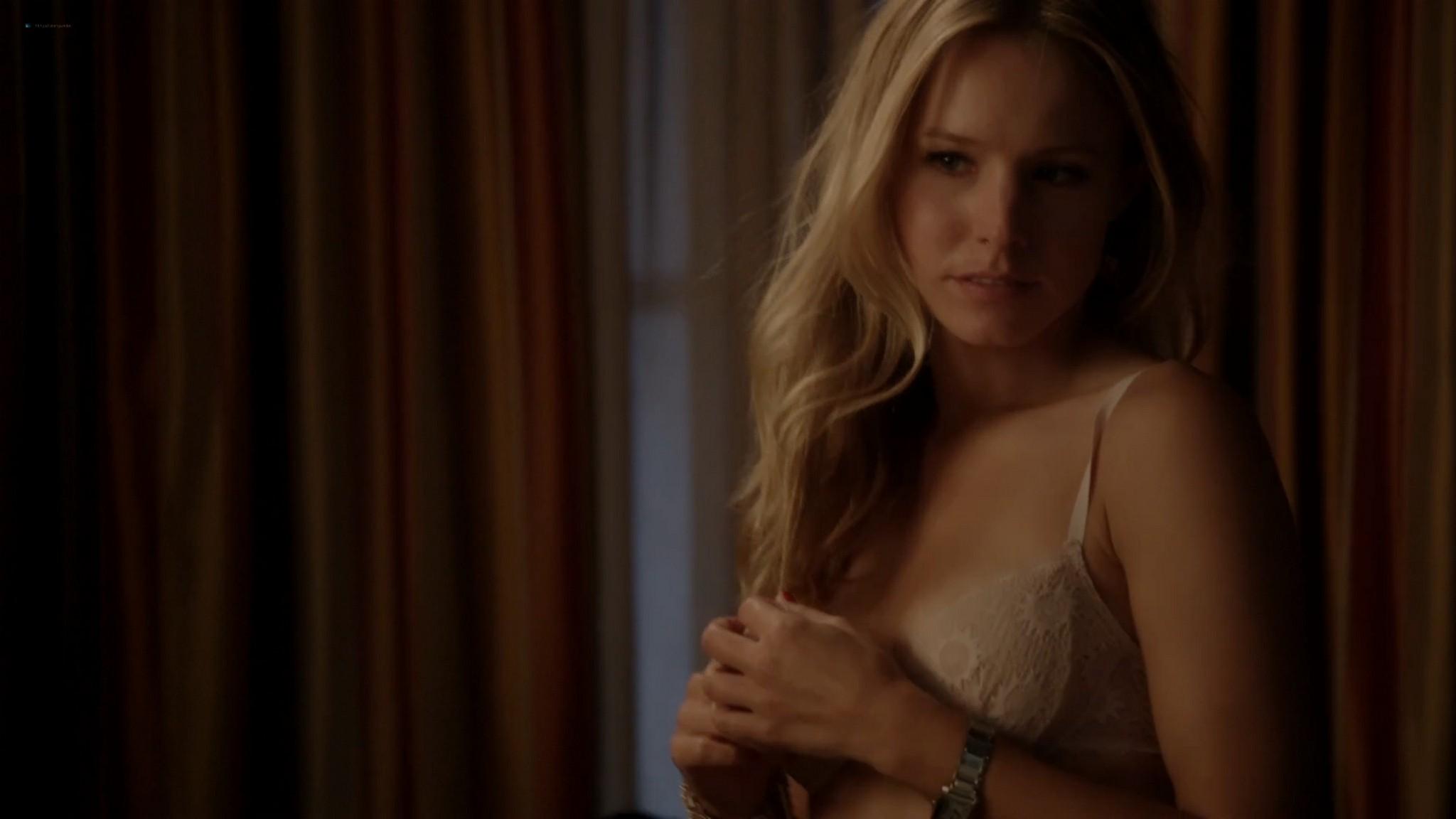 Kristen Bell hot sex Amy Landecker nude boobs House of Lies 2012 s1e3 4 1080p Web 9
