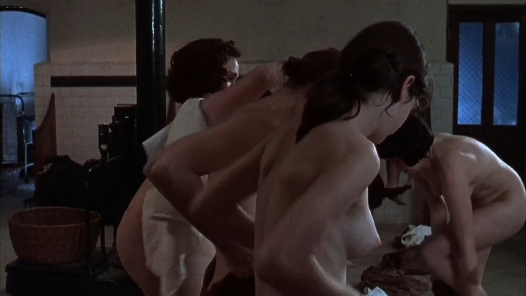 Nora Jane Noone nude full frontal Anne Marie Duff and another full frontal too The Magdalene Sisters 2002 1080p Web 13