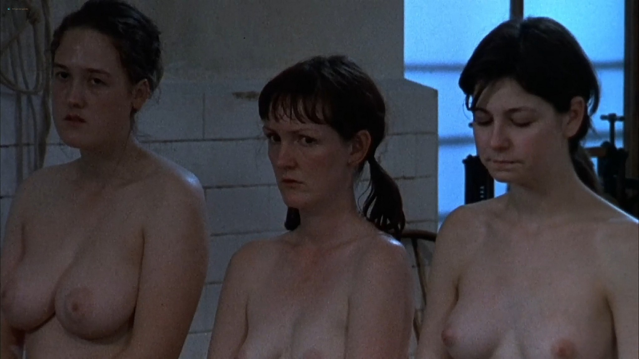 Nora Jane Noone nude full frontal Anne Marie Duff and another full frontal too The Magdalene Sisters 2002 1080p Web 6