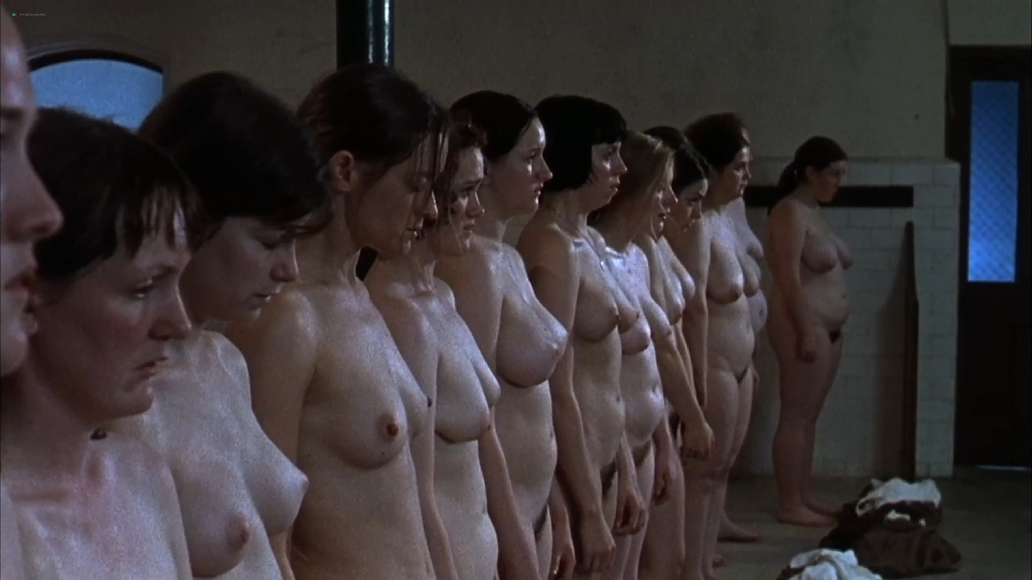 Nora Jane Noone nude full frontal Anne Marie Duff and another full frontal too The Magdalene Sisters 2002 1080p Web 7