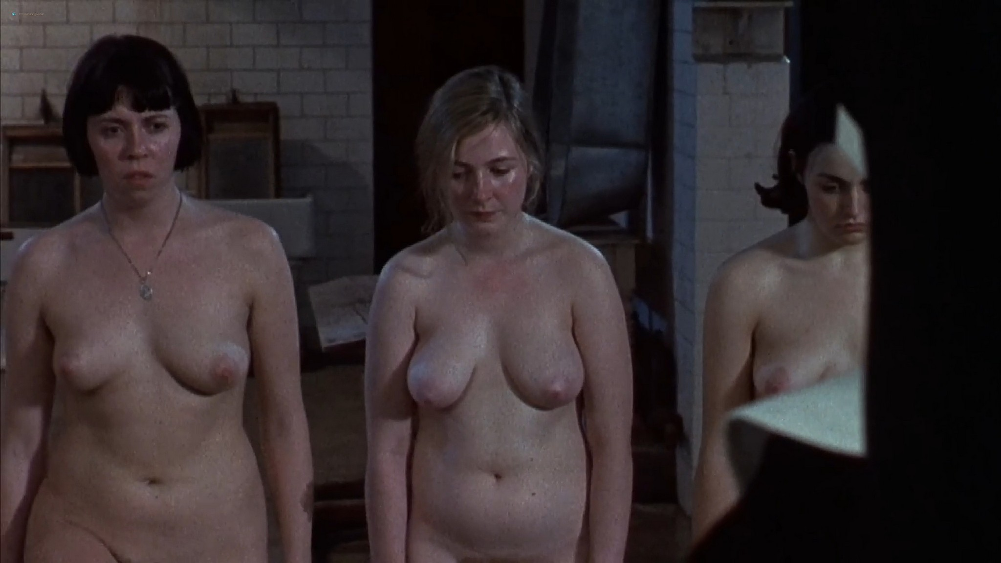 Nora Jane Noone nude full frontal Anne Marie Duff and another full frontal too The Magdalene Sisters 2002 1080p Web 9