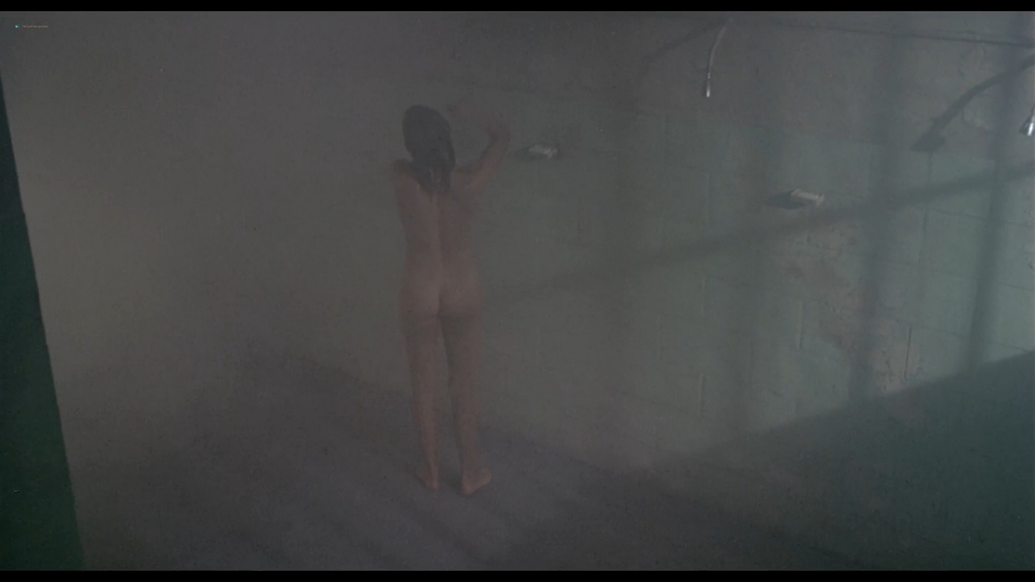 Shari Shattuck nude in shower Lisa London and others nude The Naked Cage 1986 HD 1080p BluRay 12