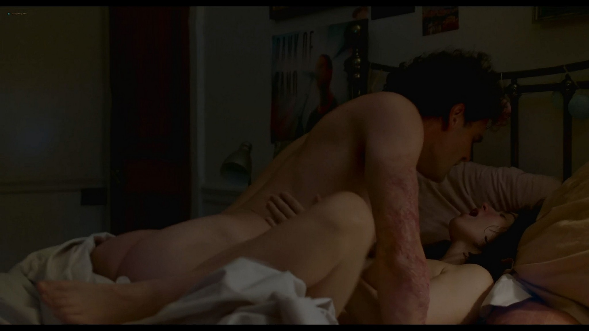 Simona Brown nude butt and sex Eve Hewson sex Behind Her Eyes 2021 S1 1080p Web 17