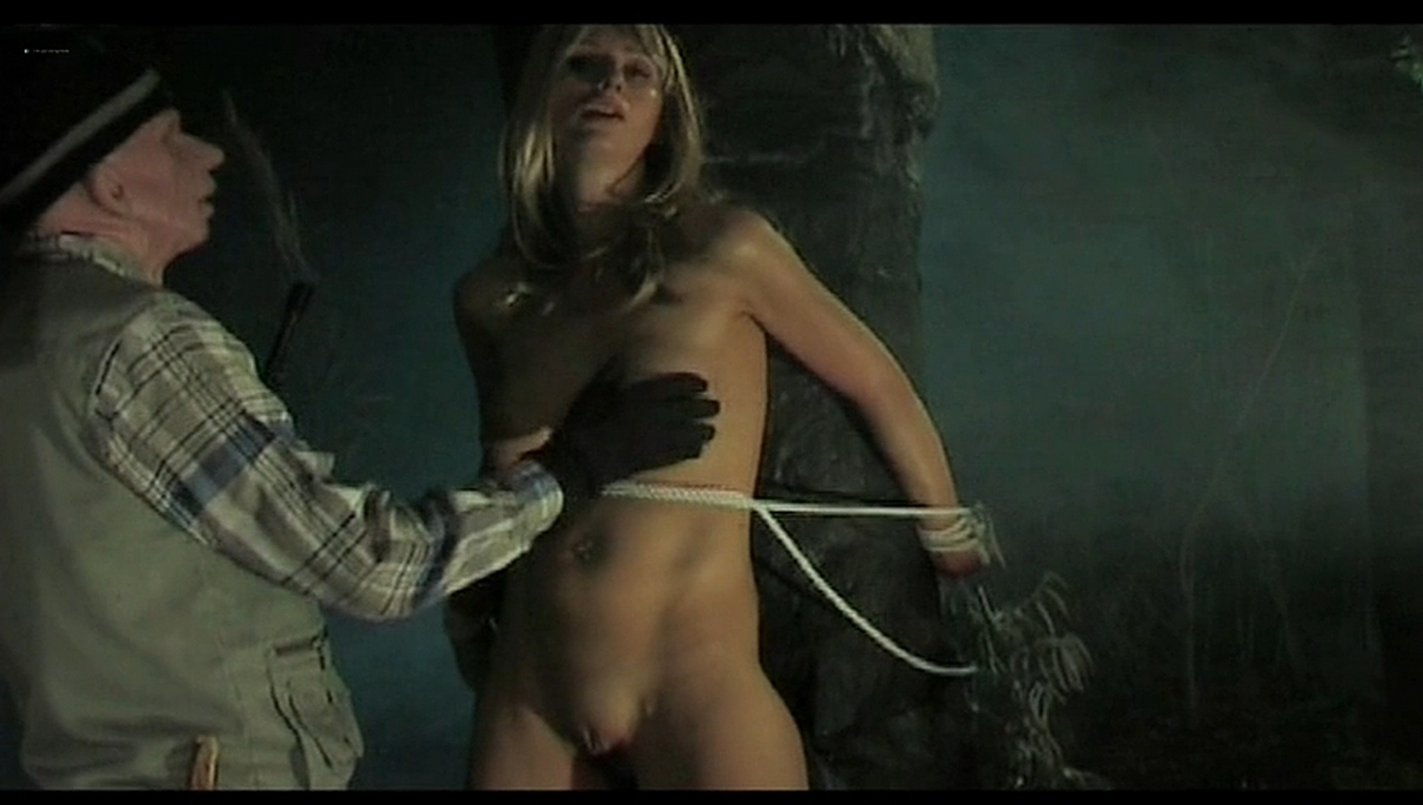 Sonja Karina nude Eliza Borecka nude labia Abducted by the Daleks 2005 17