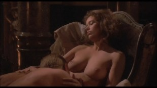 Sylvia Kristel nude topless bush and sex - Mata Hari (1985) HD 1080p