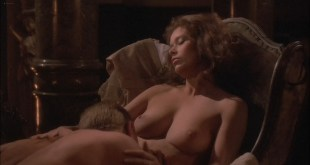 Sylvia Kristel nude topless bush and sex Mata Hari 1985 HD 1080p 11