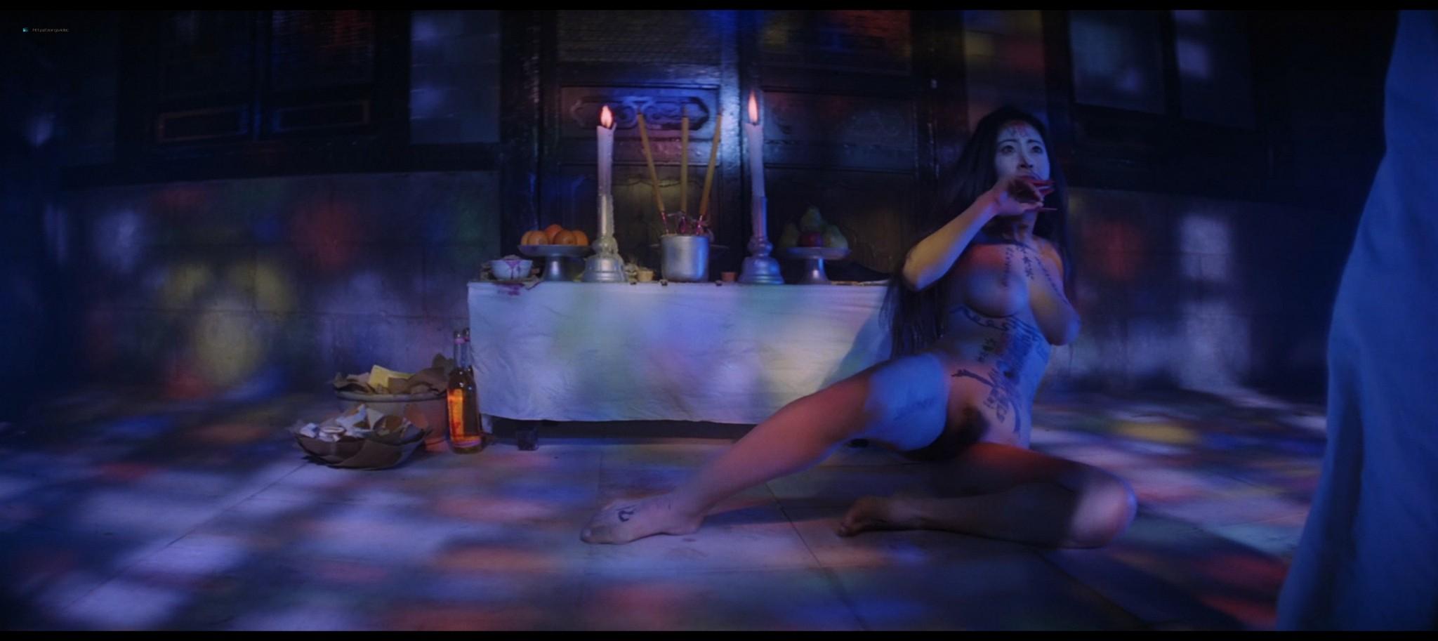 Tanny Tien Ni nude full frontal Szu Chia Chen nude Hex 1980 1080p BluRay 13
