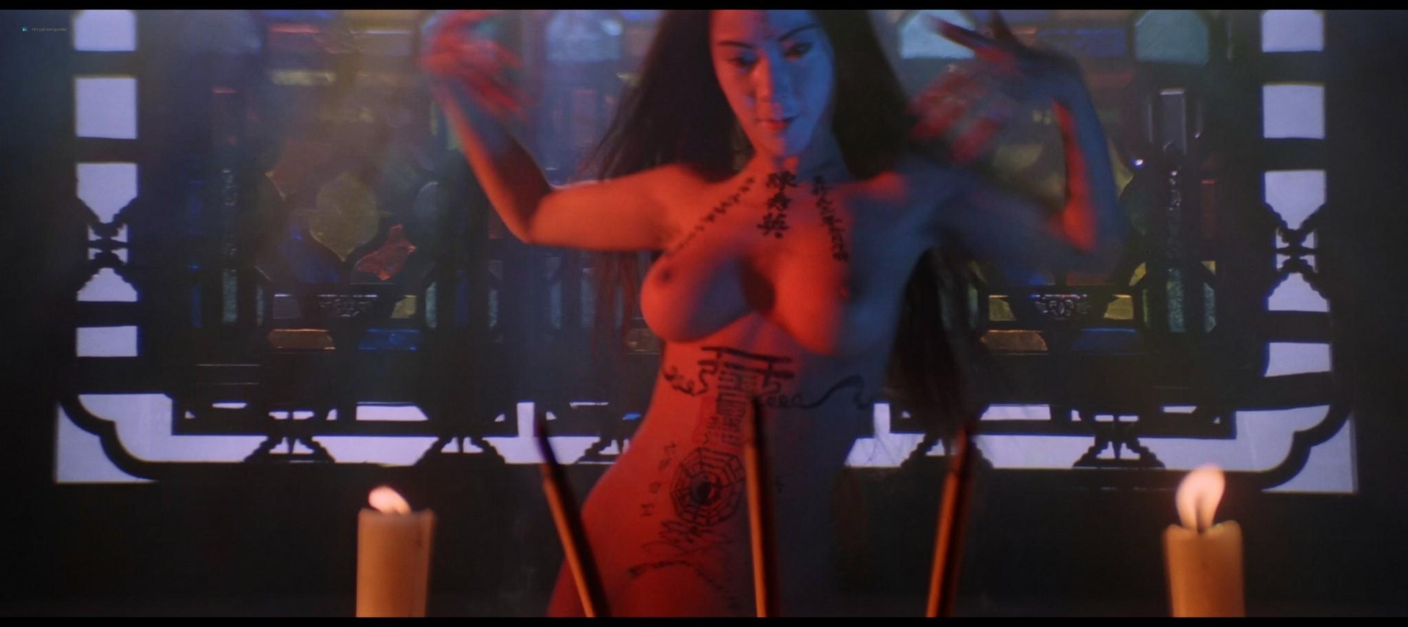 Tanny Tien Ni nude full frontal Szu Chia Chen nude Hex 1980 1080p BluRay 3