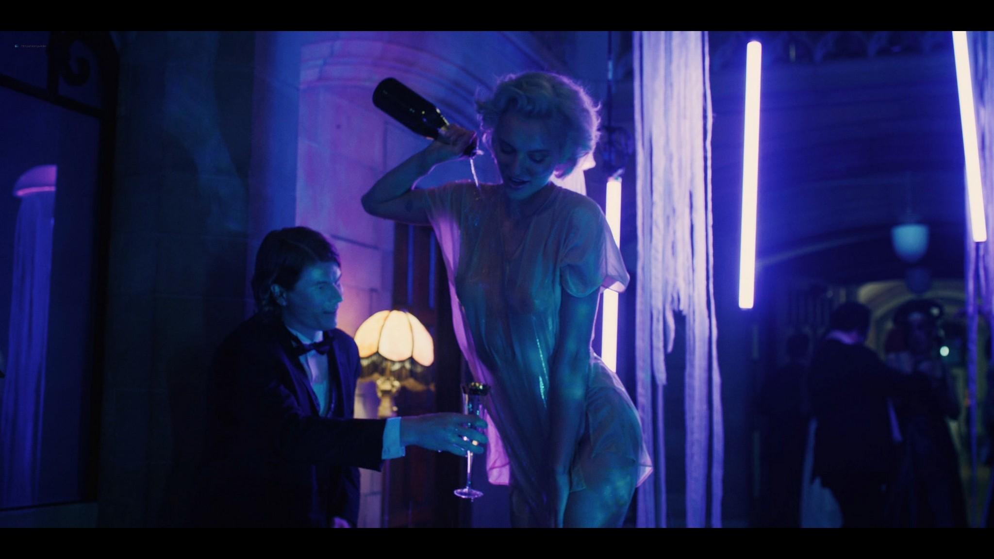 Alisa Erlikh nude Elyse Saunders wet see through Dark Web Cicada 3301 2021 1080p BluRay