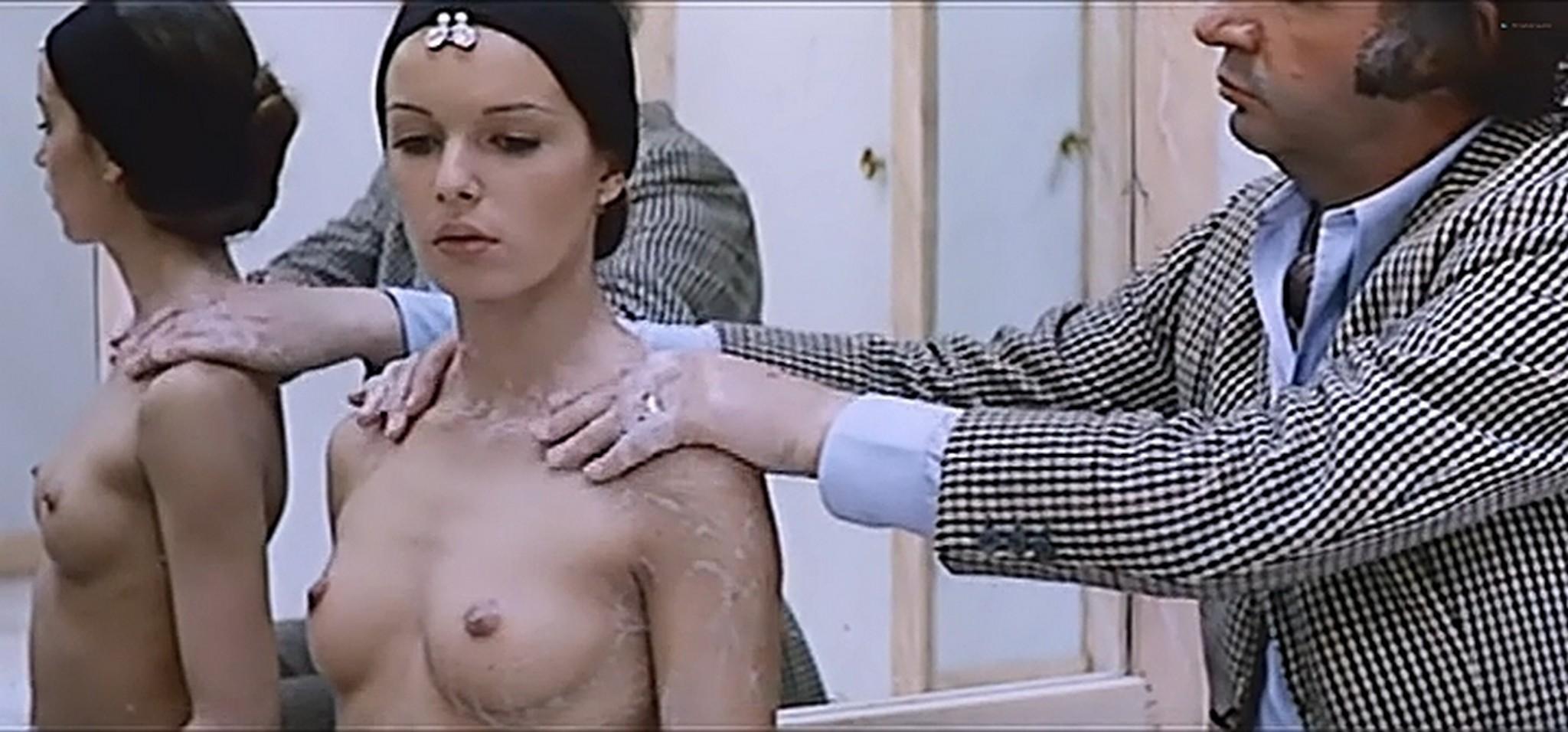 Anicee Alvina nude full frontal Sylvia Kristel and others nude Le jeu avec le feu FR 1975 DVDrip 11