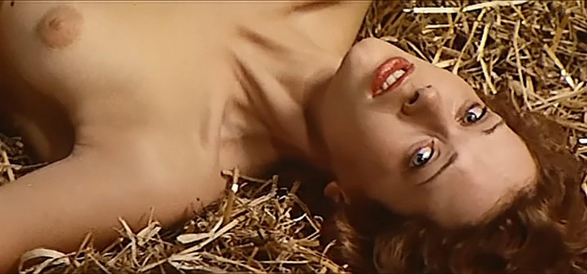 Anicee Alvina nude full frontal Sylvia Kristel and others nude Le jeu avec le feu FR 1975 DVDrip 14