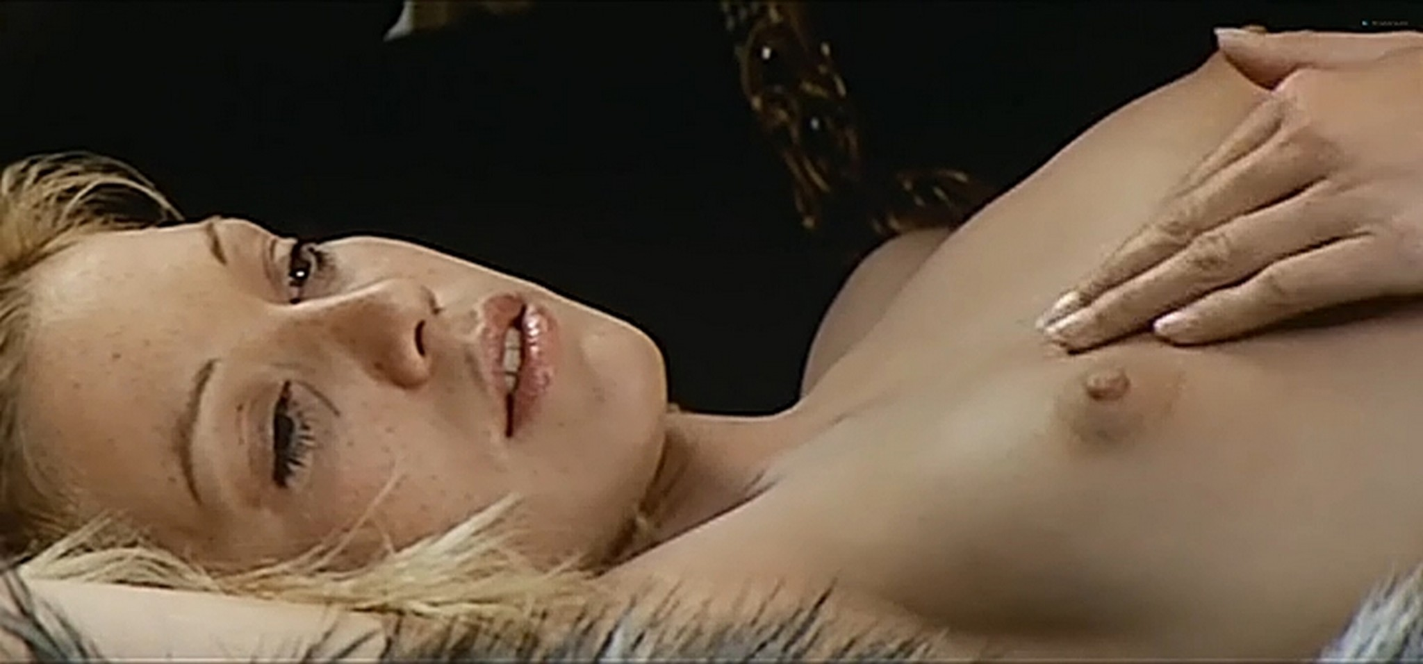 Anicee Alvina nude full frontal Sylvia Kristel and others nude Le jeu avec le feu FR 1975 DVDrip 15