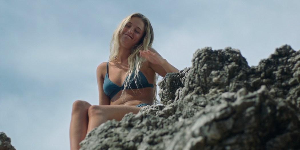 Bianca Cedrone sexy Hannah van der Westhuysen Emma Curtis hot A Little Italian Vacation 2021 1080p Web 6