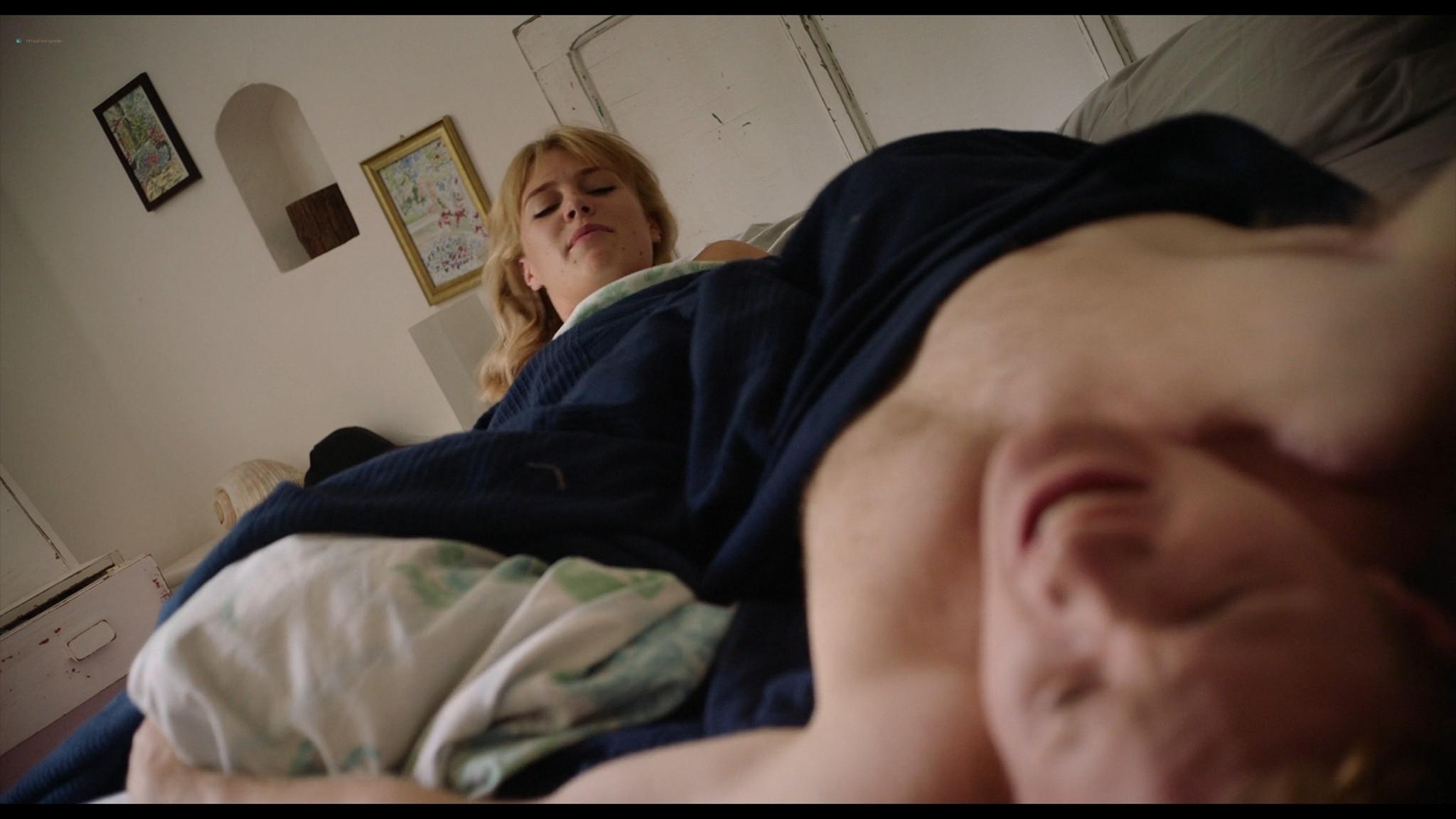 Bianca Cedrone sexy Hannah van der Westhuysen Emma Curtis hot A Little Italian Vacation 2021 1080p Web 9