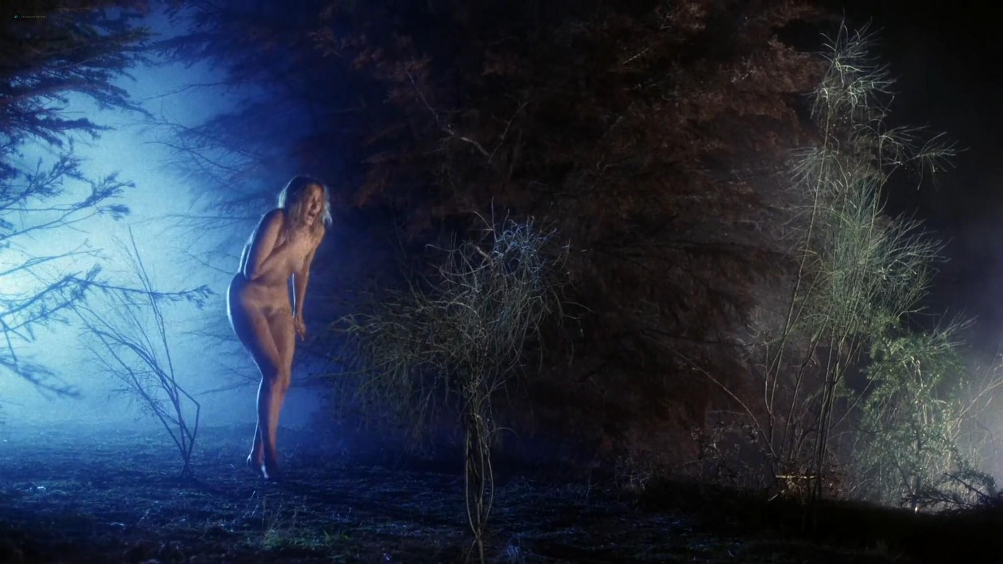 Carole Kirkham nude full frontal Silvia Miro Paquita Ondiviela all nude bush Panic Beats ES 1983 1080p BluRay 2