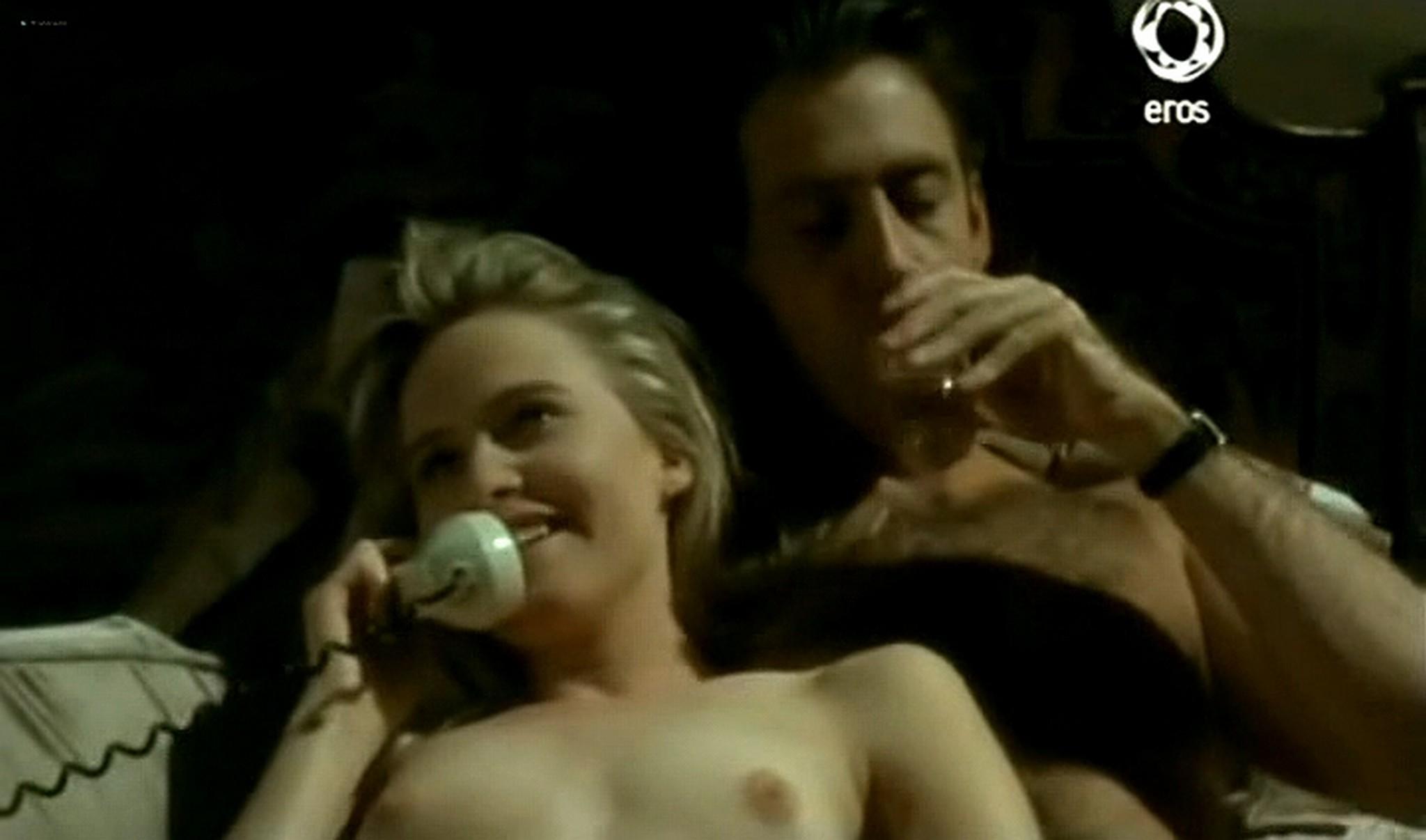Josie Bissett nude and lot of hot sex Desire IT 1990 TVrip 14