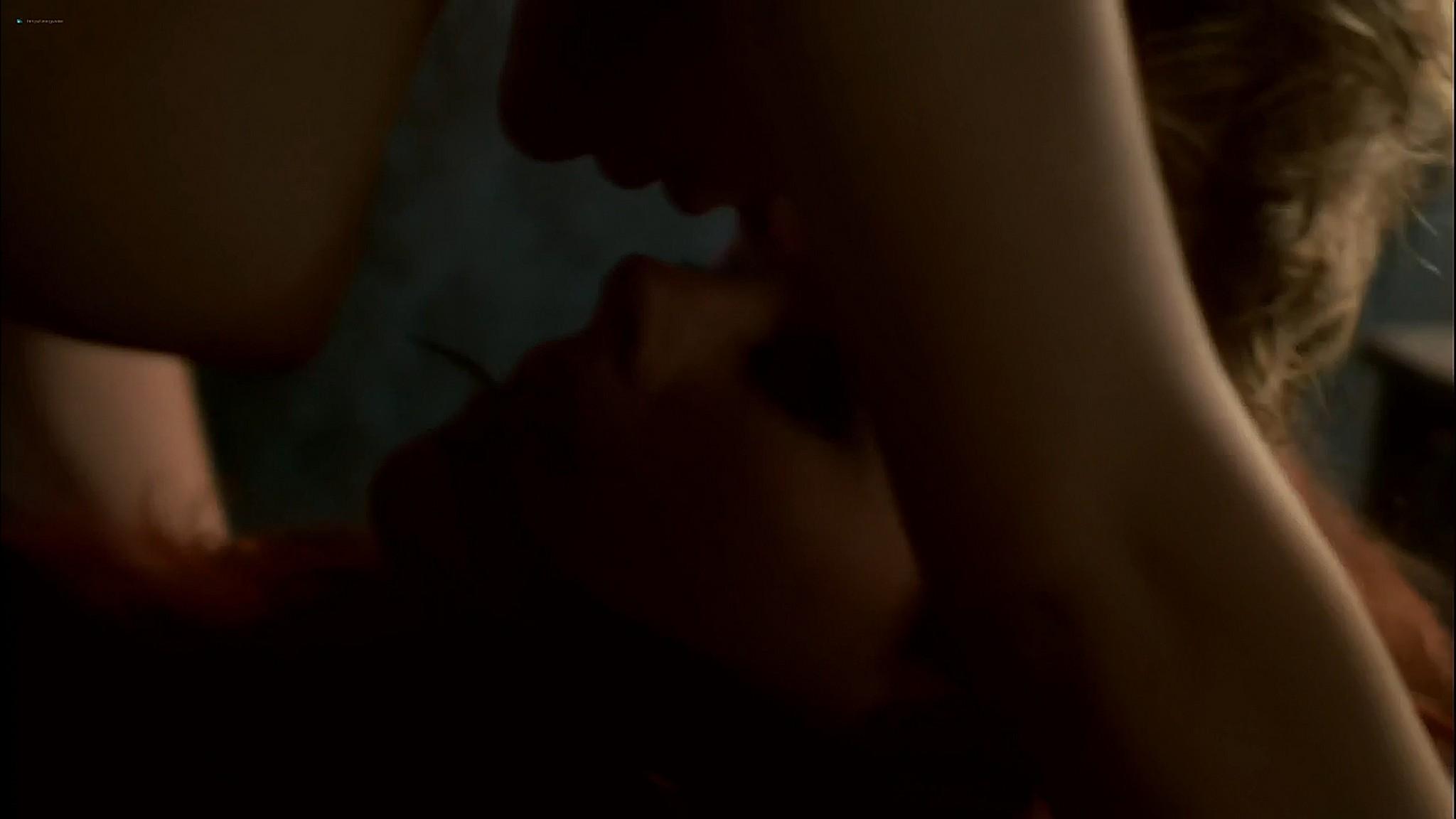 Kathleen Robertson sex threesome Maya Stange nude XX XY 2002 720p Web 4
