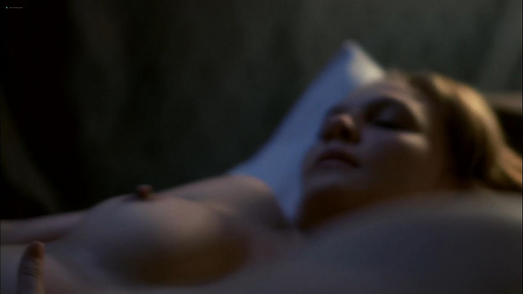 Kathleen Robertson sex threesome Maya Stange nude XX XY 2002 720p Web 9