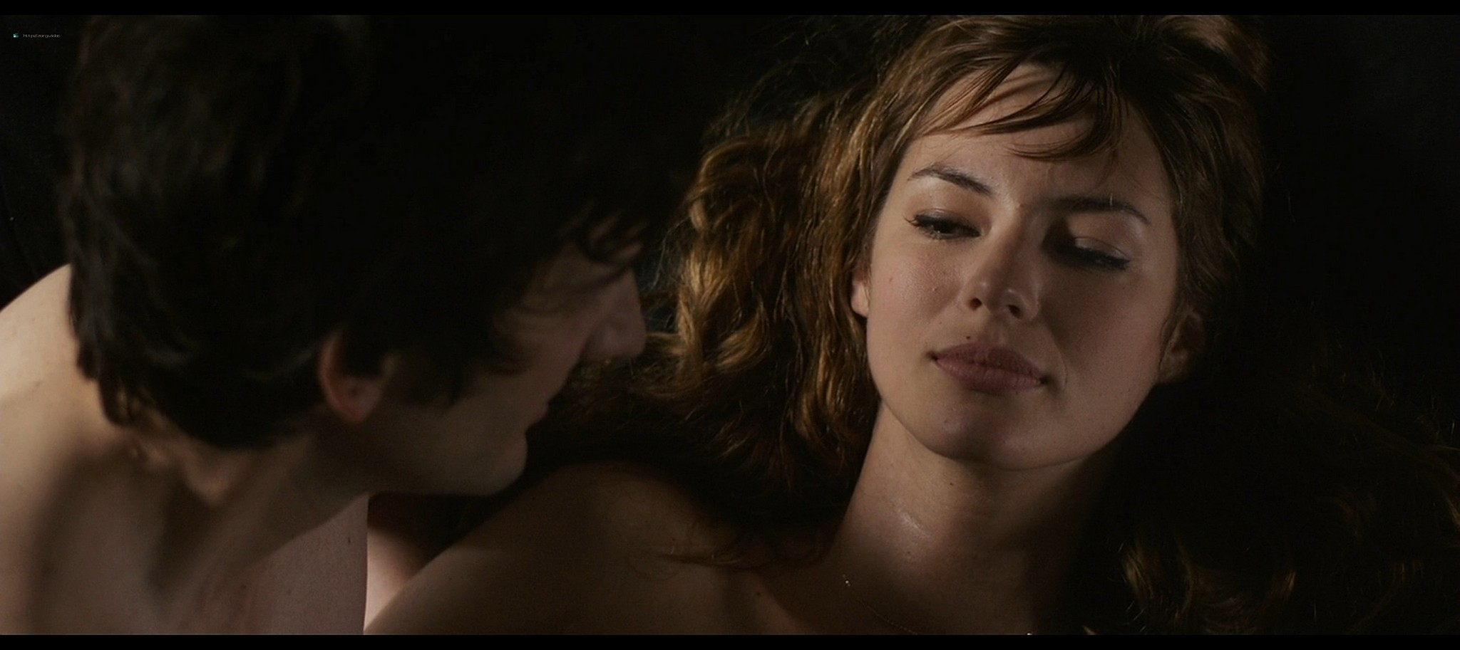 Louise Bourgoin nude and sex and Elisa Sednaoui nude LAmour Dure Trois Ans 2012 1080p BluRay 6
