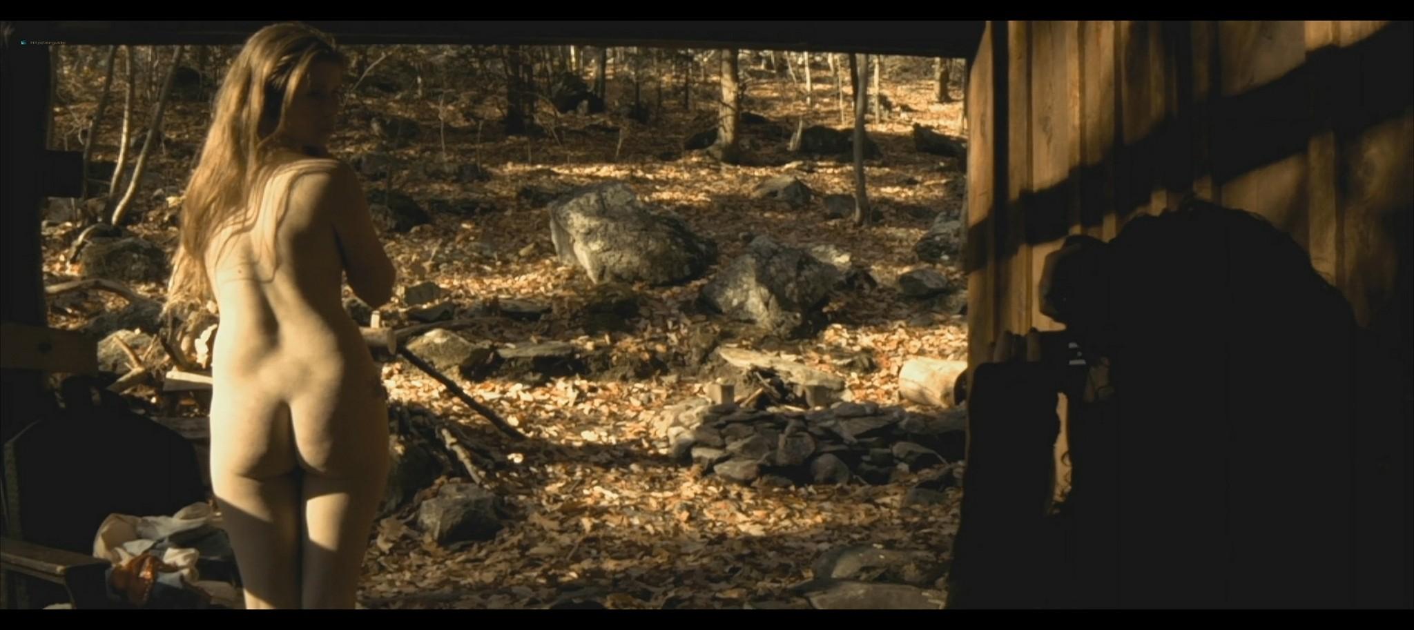 Maura Housley nude full frontal Mel Heflin nude bush too Dead Womans Hollow 2013 1080p Web 10