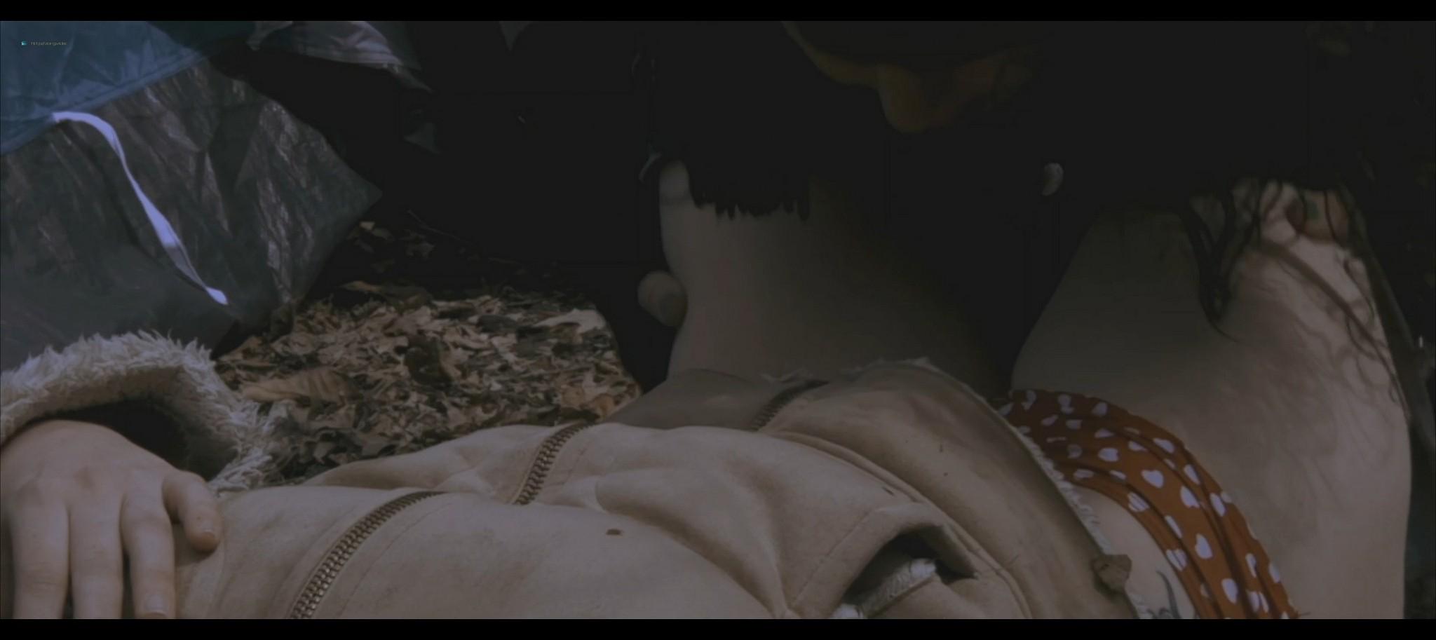 Maura Housley nude full frontal Mel Heflin nude bush too Dead Womans Hollow 2013 1080p Web 13