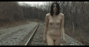 Maura Housley nude full frontal Mel Heflin nude bush too Dead Womans Hollow 2013 1080p Web 4
