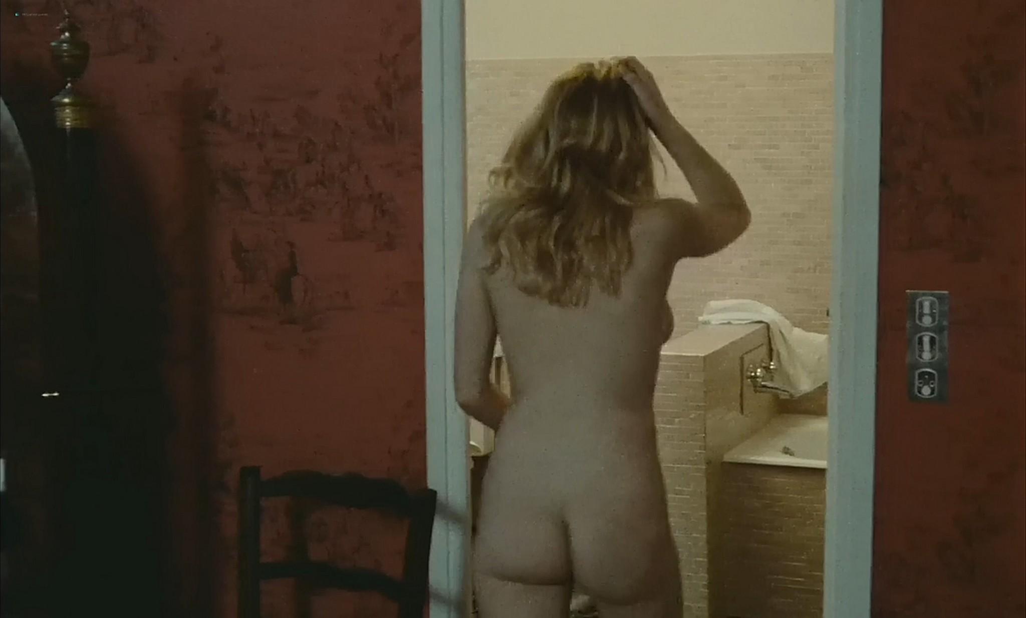 Nathalie Baye nude Marie Blanche Dehaux full frontal etc La gueule ouverte FR 1974 720p 5