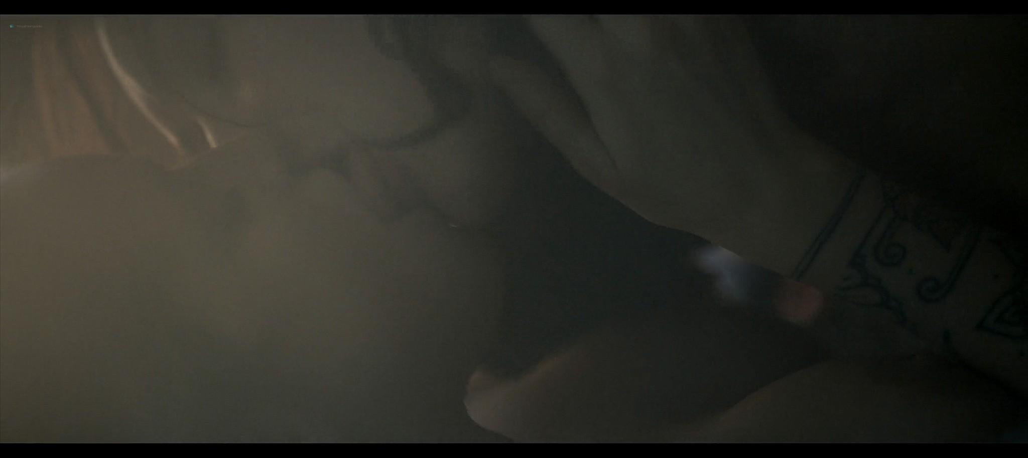 Olga Kurylenko nude lesbian sex with Marine Duvivier Sentinelle 2021 1080p Web 7