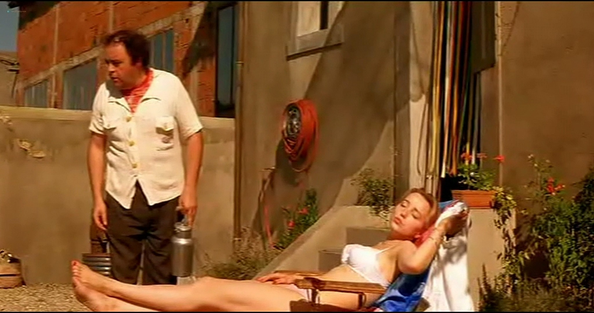Pauline Lafont nude full frontal Summer on a gentle slope FR 1987 DVDrip 15