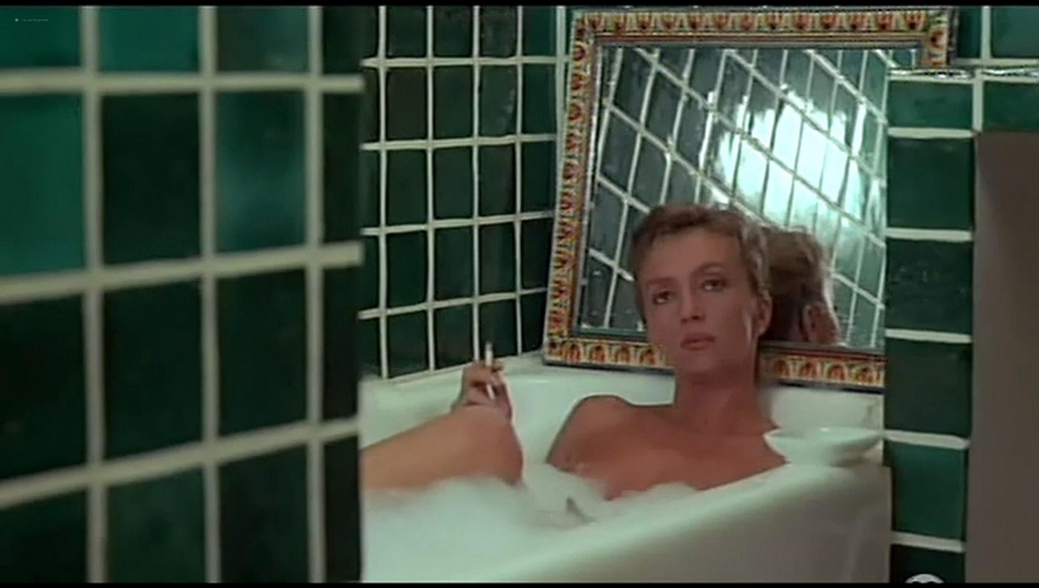 Valerie Kaprisky nude full frontal Caroline Cellier and others nude L annee des meduses 1984 14