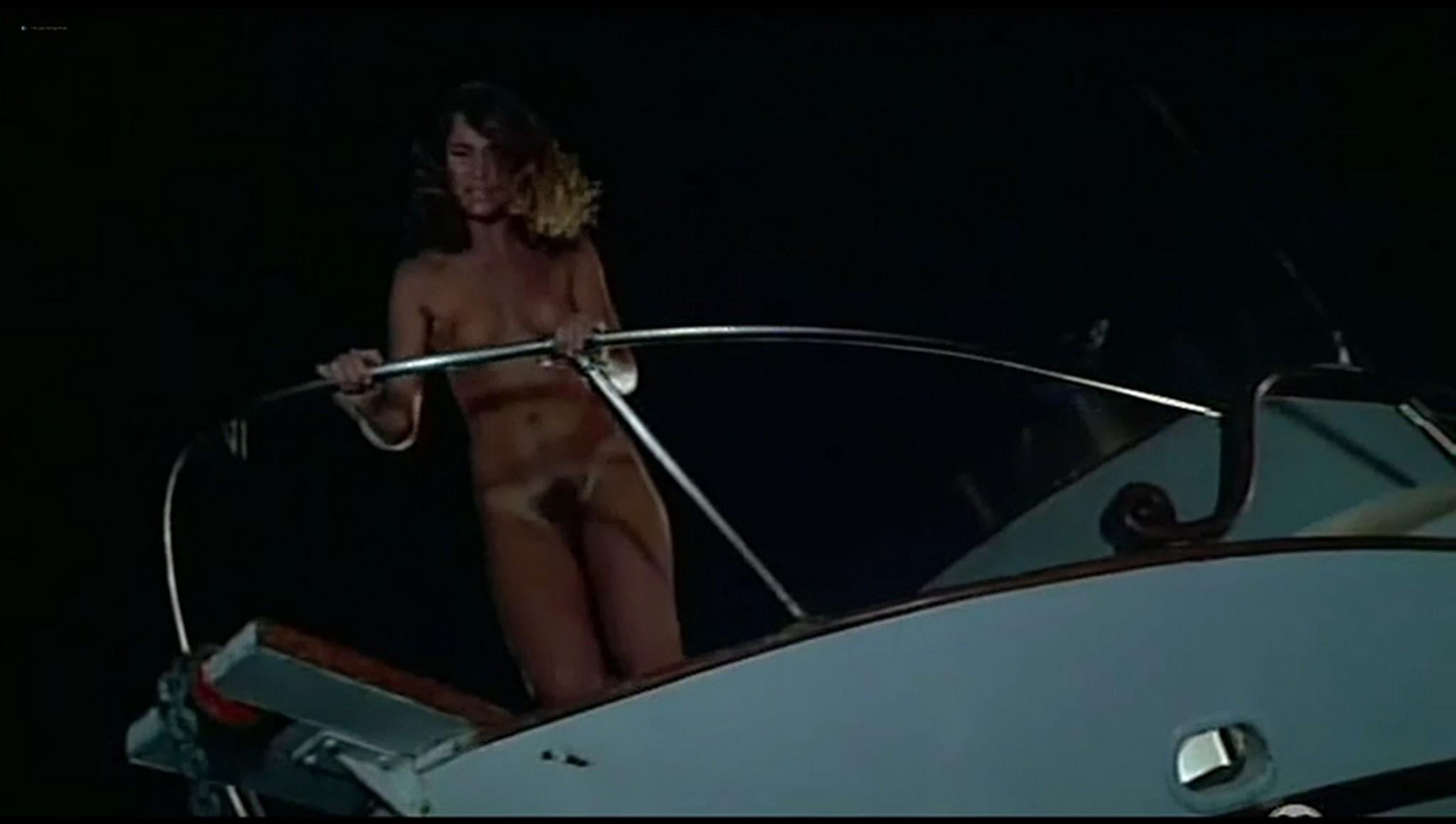 Valerie Kaprisky nude full frontal Caroline Cellier and others nude L annee des meduses 1984 23