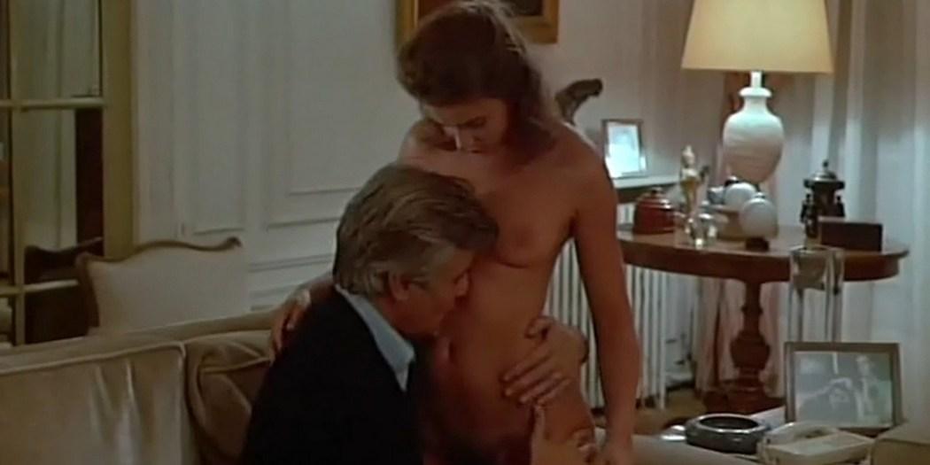 Valerie Kaprisky nude full frontal Caroline Cellier and others nude L annee des meduses 1984 5