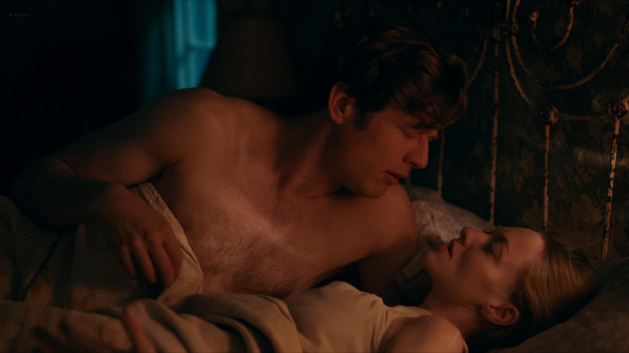Amanda Seyfried hot Natalia Dyer sexy Things Heard Seen 2021 1080p Web 2