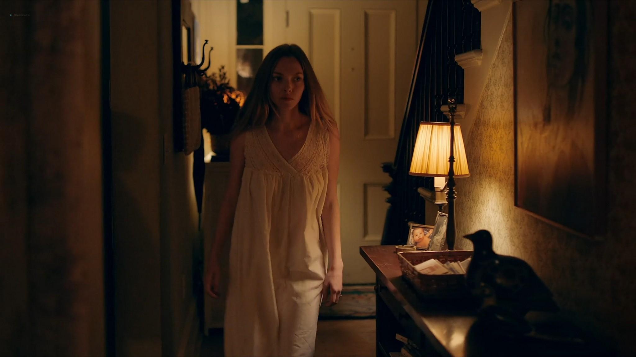 Amanda Seyfried hot Natalia Dyer sexy Things Heard Seen 2021 1080p Web 5