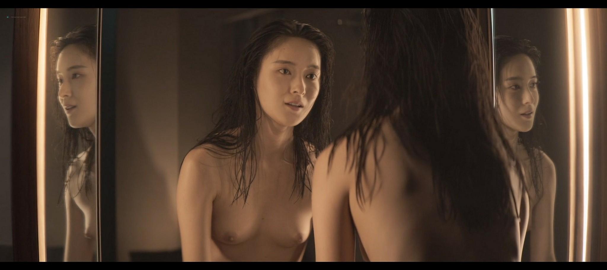 Anke Sun nude full frontal Baijia Zhang topless The Soul CN 2021 1080p Web 11