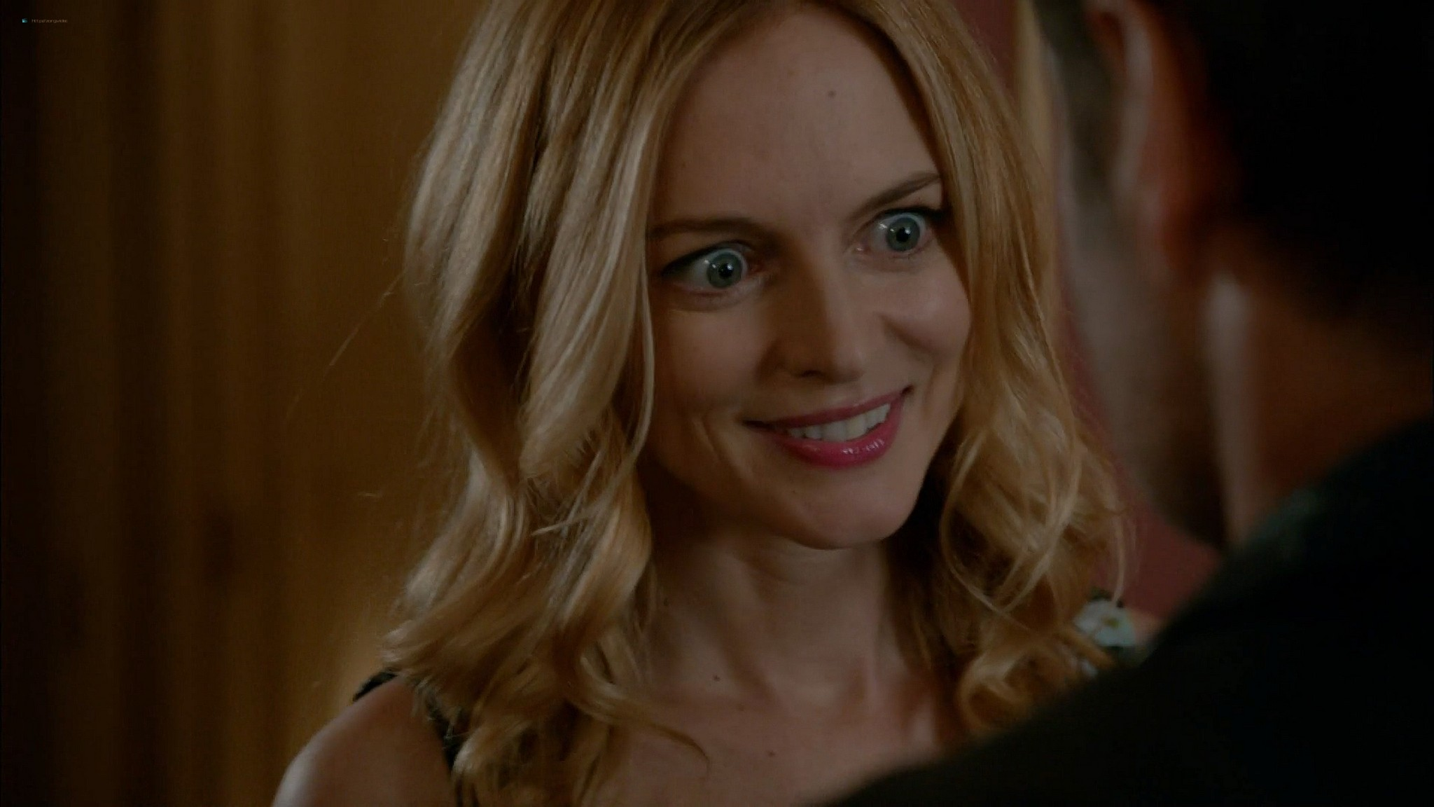 Brigette Davidovici nude butt and topless and Heather Graham hot Californication 2014 s7e5 e6 HD 1080p 7