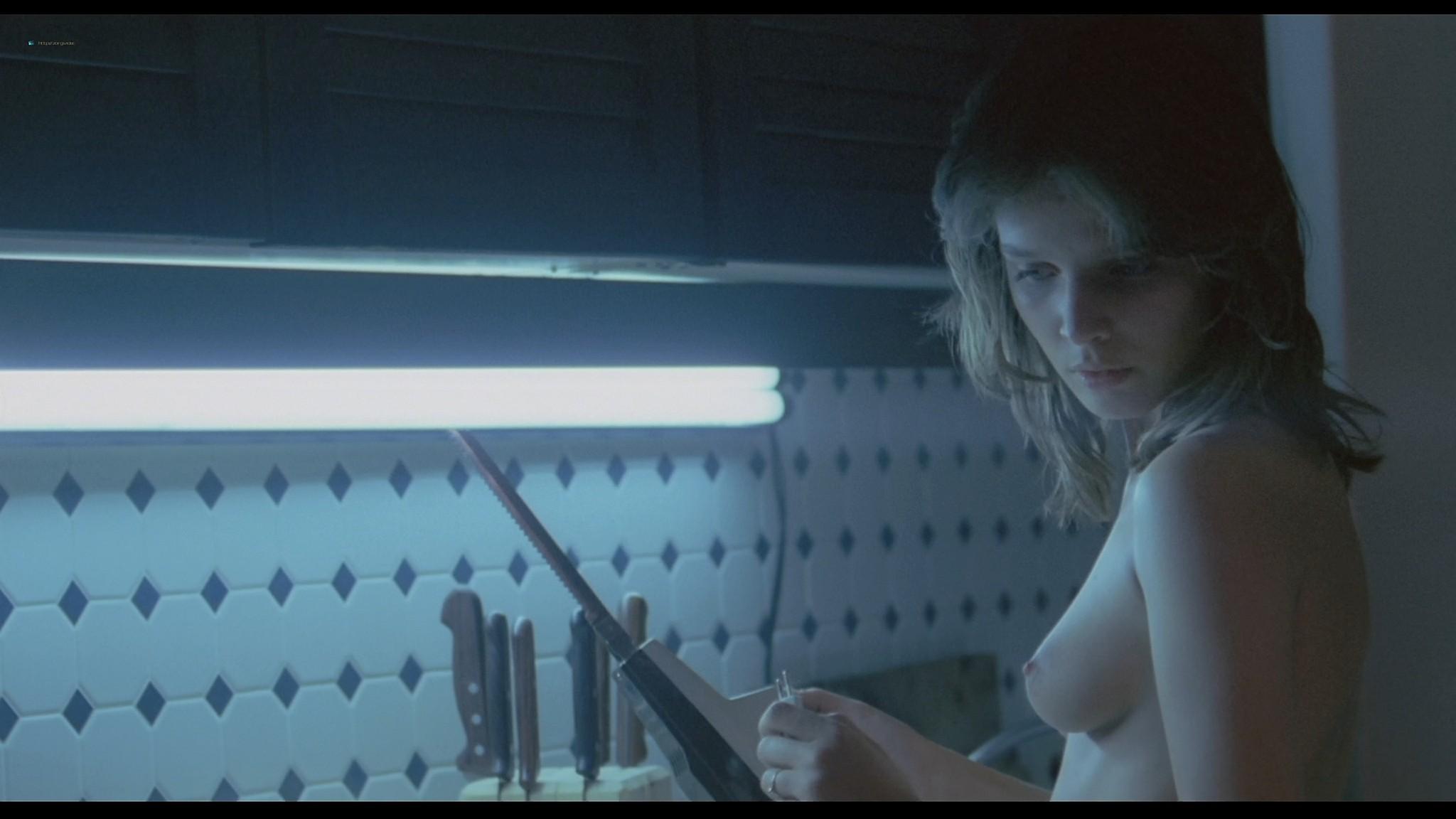 Desiree Nosbusch nude full frontal and mild sex Der Fan DE 1982 1080p BluRay REMUX 16