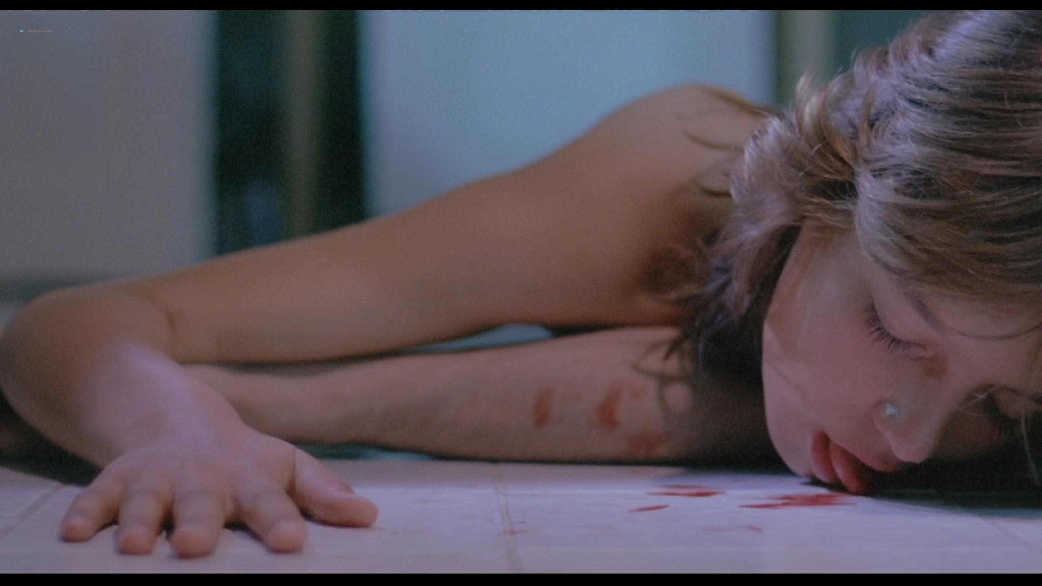 Desiree Nosbusch nude full frontal and mild sex Der Fan DE 1982 1080p BluRay REMUX 17