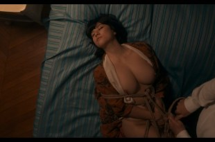Garance Marillier nude sex Liah OPrey Regina Anikiy all nude and sex Madame Claude 2021 1080p Web 13