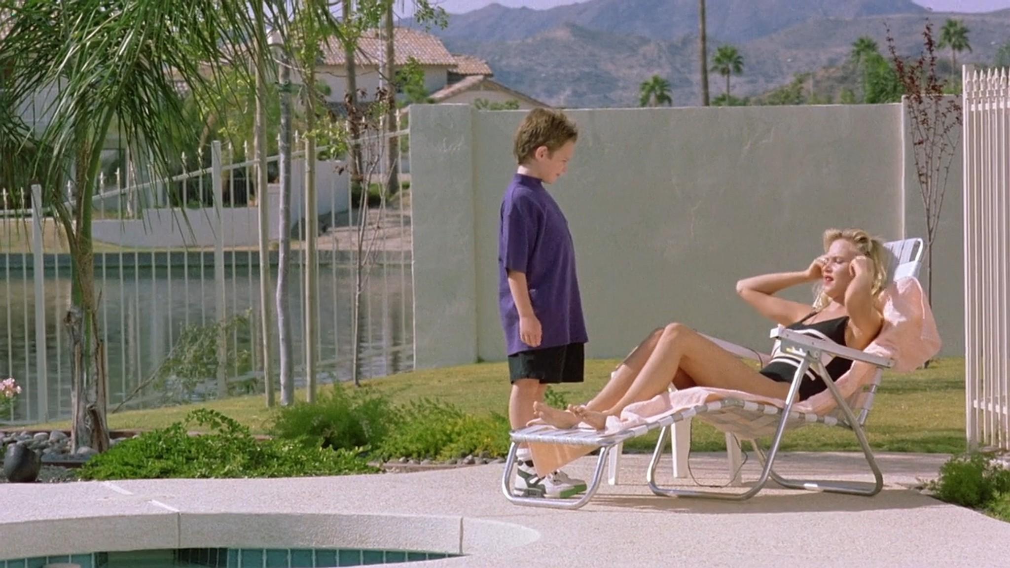 Josie Bissett sexy Mimi Craven nude topless Mikey 1992 720p 2