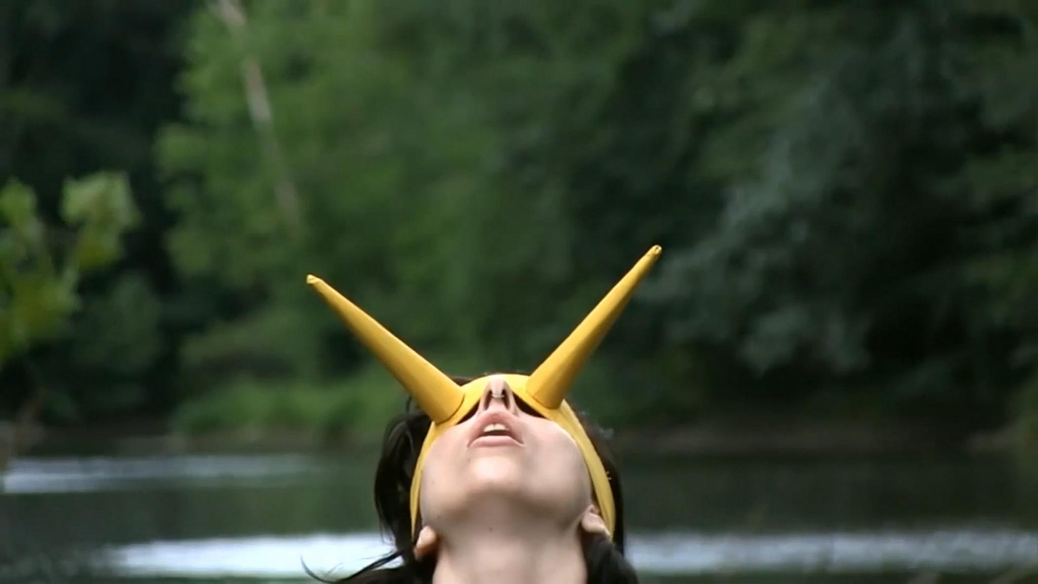 Lady Gaga nude full frontal Abramovic Method 2013 1080p 2