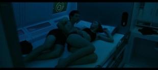 Lily-Rose Depp sexy Chanté Adams hot- Voyagers (2021) 1080p Web