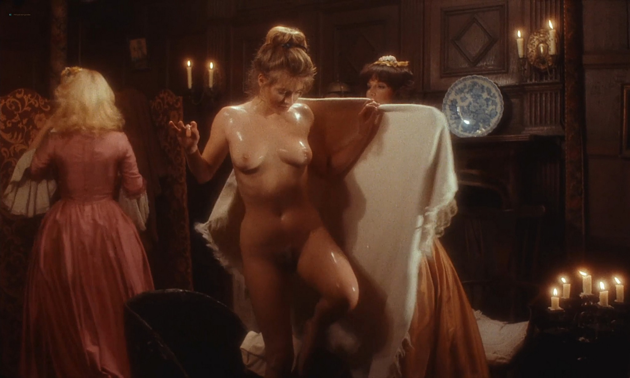 Lisa Foster nude full frontal hot sex Maria Harper and others nude sex etc Fanny Hill 1983 1080p BluRay 2